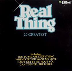 Real Thing 20 Greatest Album