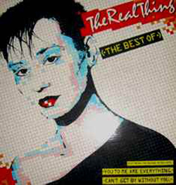Best of The Real Thing album