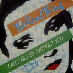 CAN'T GET BY WITHOUT YOU 1986 remix