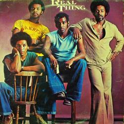 Real Thing - Debut Album 1976
