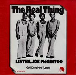 Listen Joe McGintoo