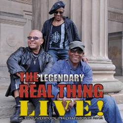 The Real Thing - Live at the Liverpool Philharmonic - Album
