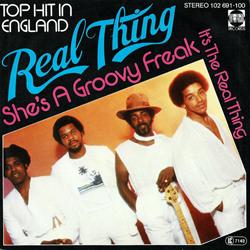 She's a Groovy Freak 1981