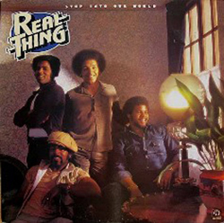 Step into our world - album The Real Thing