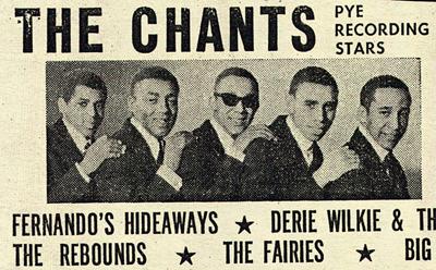 The Chants - 1964