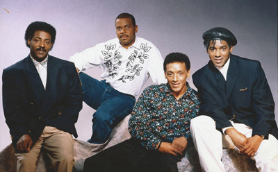 The Real Thing portrait 1987