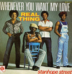 Whenever You Want My Love 1978