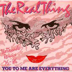 YOU TO ME ARE EVERYTHING 1986 remix