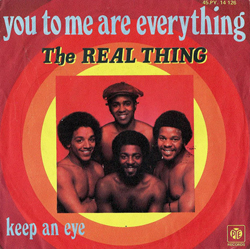 You To Me Are Everything 1976