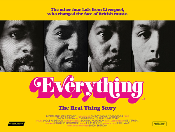 Everything - The Real Thing story - feature-length documentary